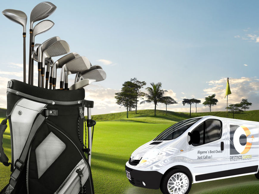 Algarve Golf Transfers